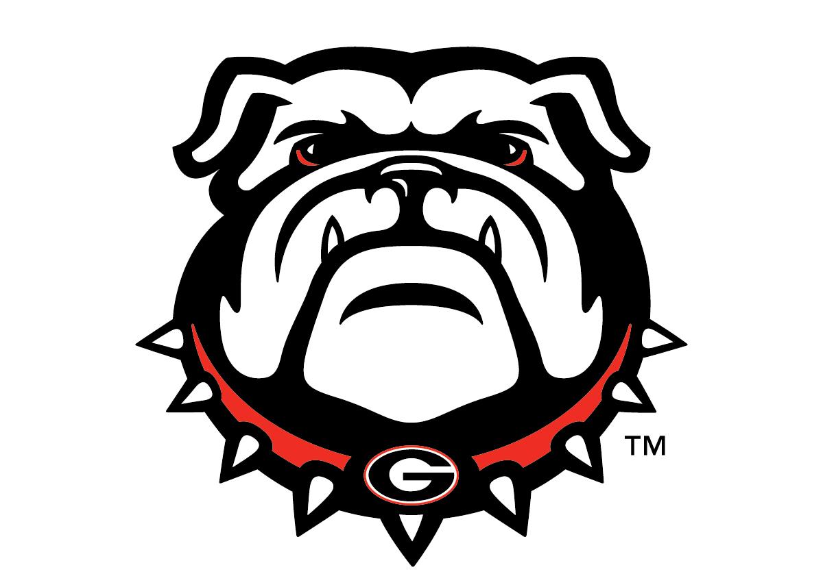 Bulldog clipart logo jpg. For logos kid georgia