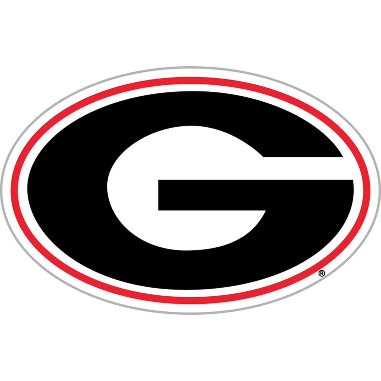 Georgia Bulldog Logo Clipart banner freeuse library