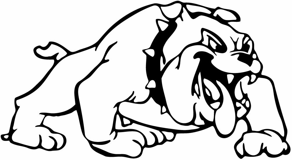 Clipart of bulldogs mascots graphic library Bulldog Mascot Basketball | woodburning | Bulldog mascot, Bulldog ... graphic library