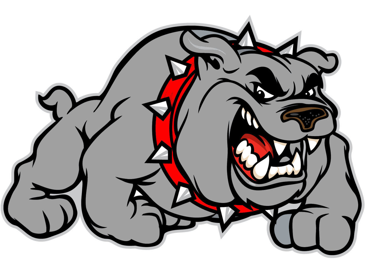 Clipart of bulldogs mascots banner royalty free download Best Bulldog Clipart #15073 - Clipartion.com banner royalty free download