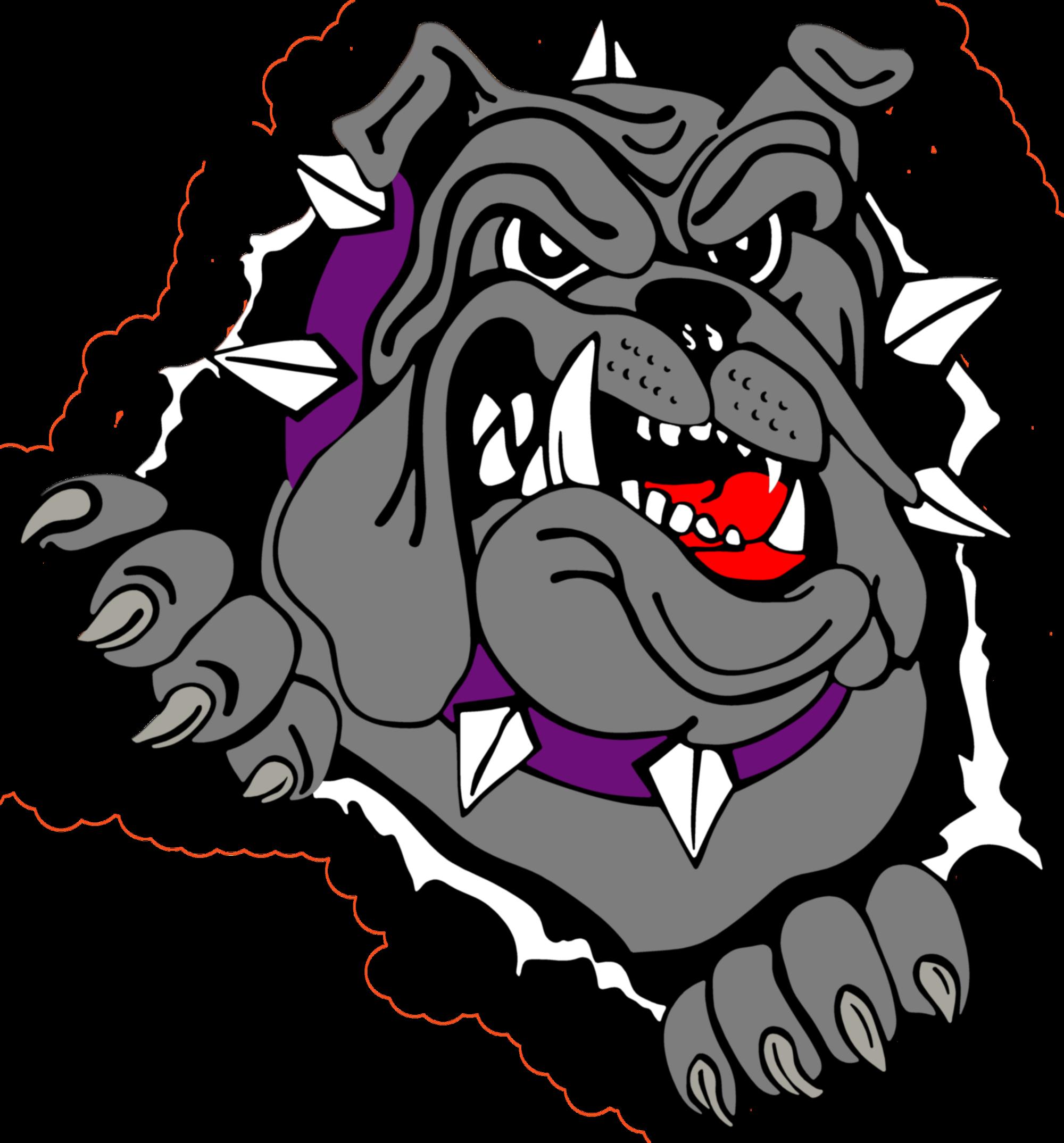 Bulldog football clipart image royalty free stock The Mullin Bulldogs - ScoreStream image royalty free stock