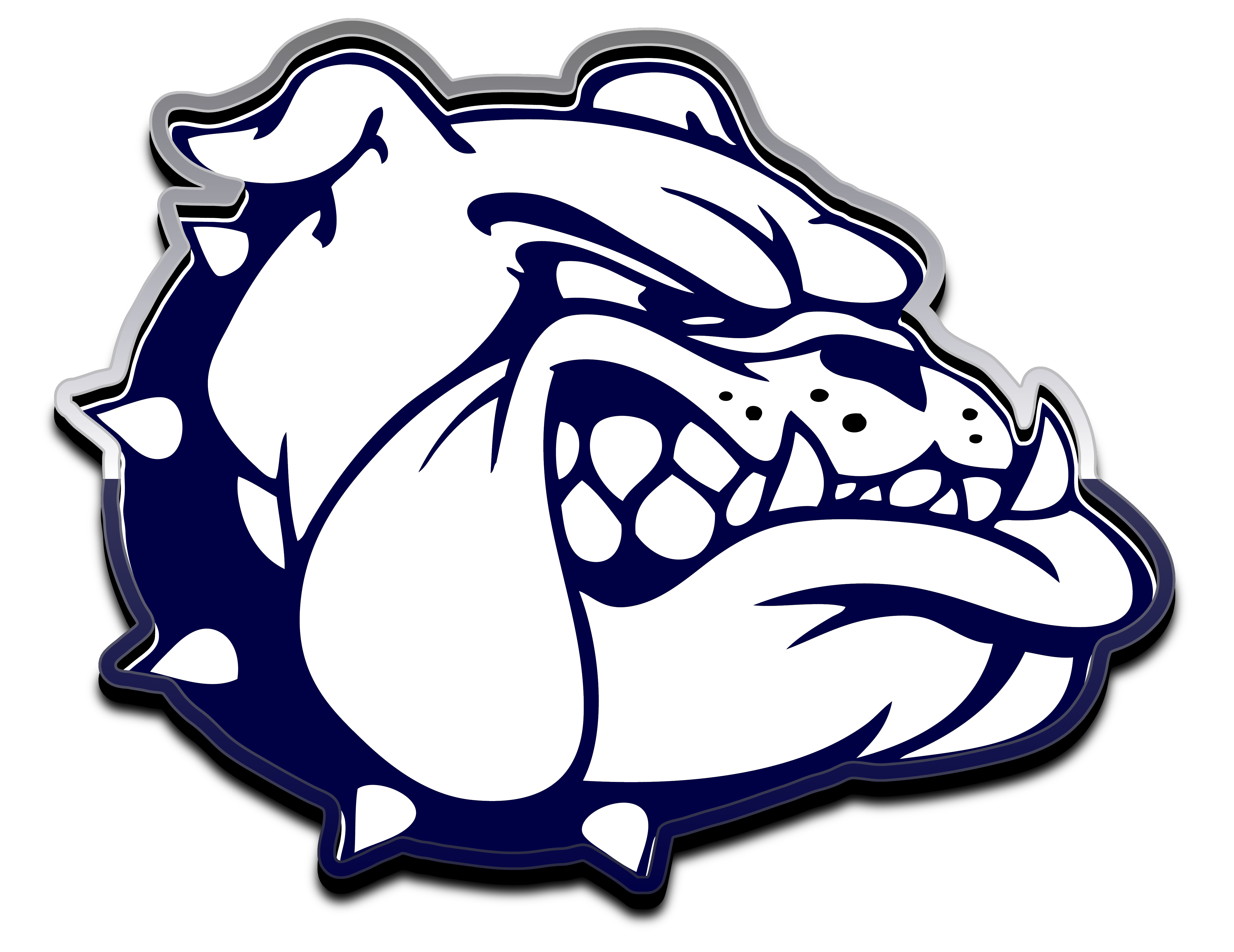 Bulldog football mascot clipart stock The Berwick Area Bulldogs - ScoreStream stock