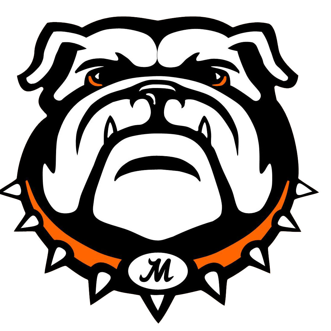 Bulldog football mascot clipart clipart library library Athletics – Mesick Consolidated Schools clipart library library