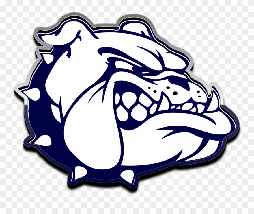 Bulldog logo clipart png library library The Berwick Area Bulldogs Defeat The Tunkhannock Tigers ... png library library