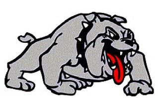 Bulldog mascot clipart picture black and white library Image result for Bulldog Mascot Clip Art | TRUMAN and Other Sports ... picture black and white library