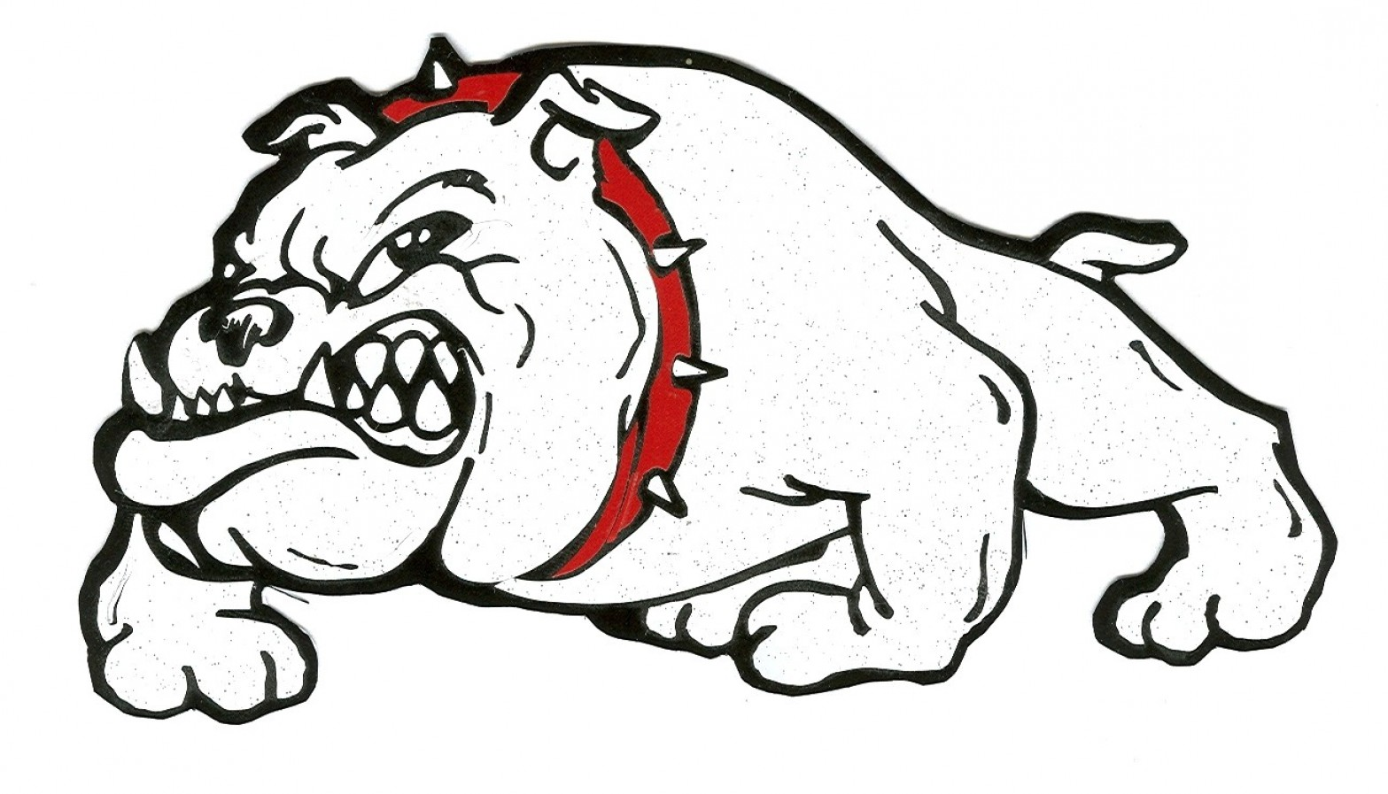 Bulldog mascot clipart jpg library library Bulldog Mascot Clipart New Ga Uga Cartoon English Of | HandandBeak jpg library library