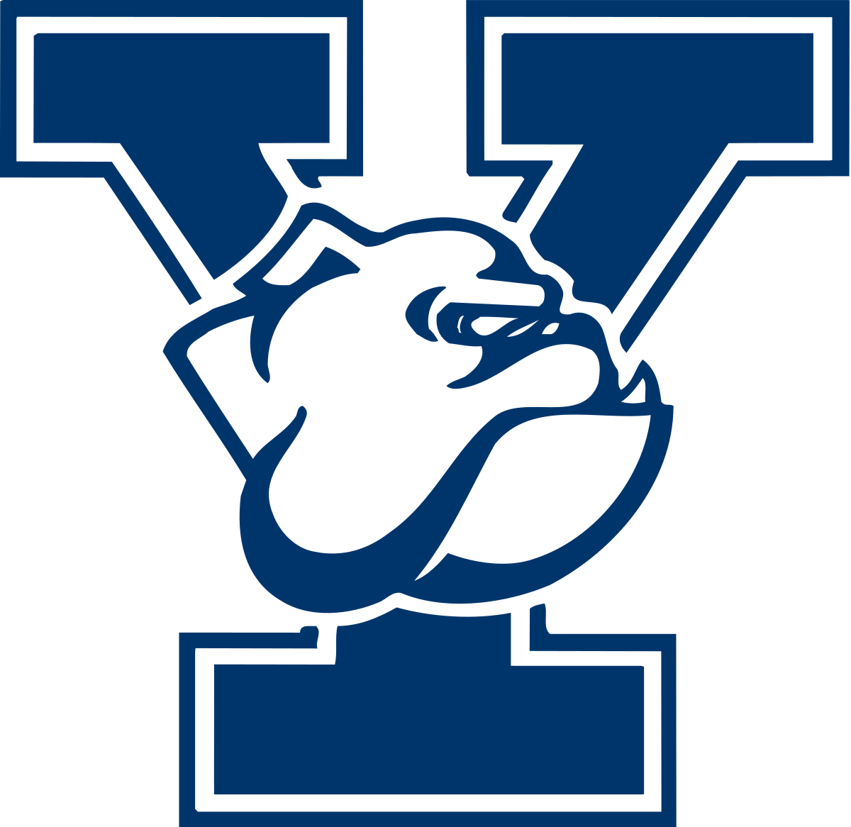 Bulldog mascot clipart with basketball graphic free library Yale Bulldogs - Wikipedia graphic free library