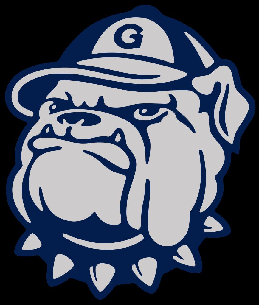 Bulldog mascot clipart with basketball image royalty free Georgetown Hoyas men's soccer Georgetown Hoyas women's basketball ... image royalty free