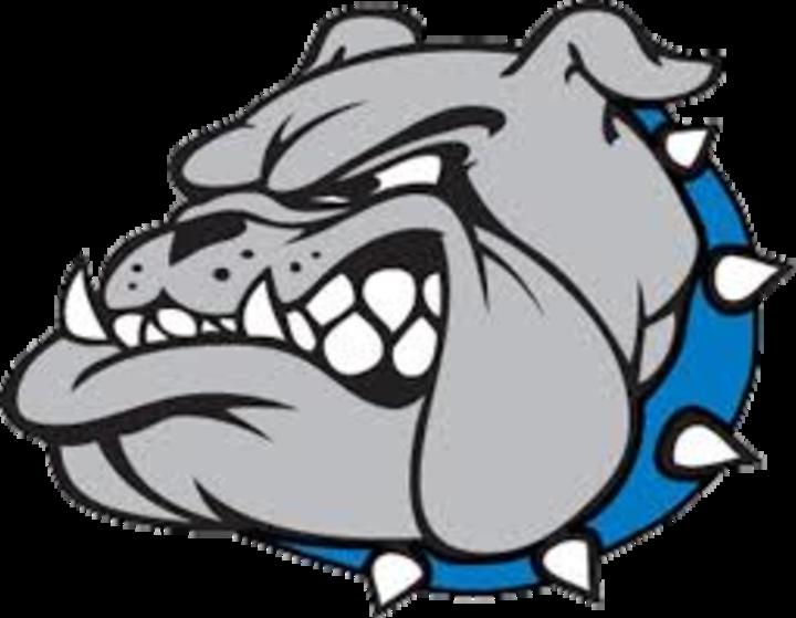 Bulldog playing football clipart svg The Bedford Bulldogs - ScoreStream svg