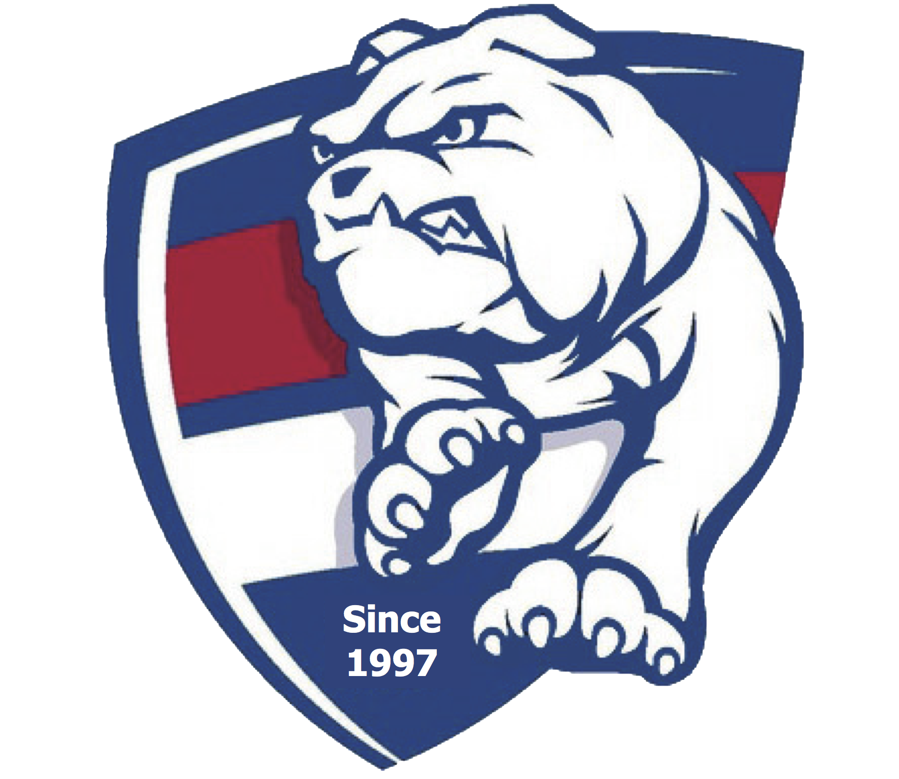 Bulldog playing football clipart graphic black and white download Denver Bulldogs | graphic black and white download