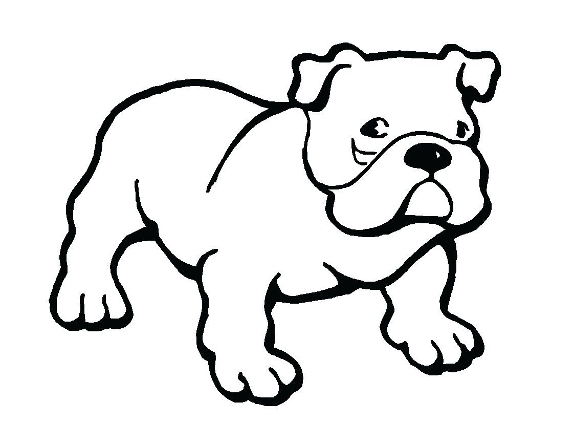 Bulldog puppies clipart svg royalty free stock Bulldog Puppy Clipart Dots Fish Clipart Best | Bulldogs | Dog ... svg royalty free stock