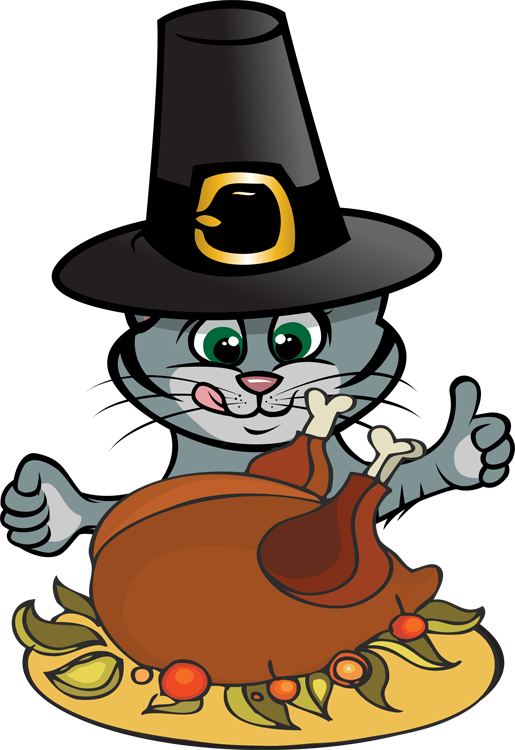 Free clipart cat and dog thanksgiving image free stock 28+ Collection of Dog Thanksgiving Clipart | High quality, free ... image free stock