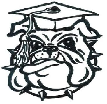Bulldog with graduation cap clipart clipart download Free Animal Clipart graduation, Download Free Clip Art on Owips.com clipart download