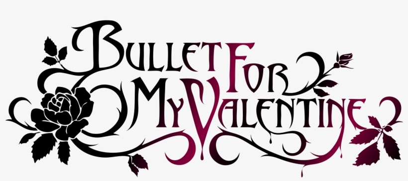 Bullet For My Valentine Logo Belt Buckle
