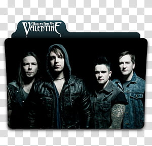 Bullet for my valentine clipart image black and white library Bullet for My Valentine Folders, Bullet for my Valentine band folder ... image black and white library