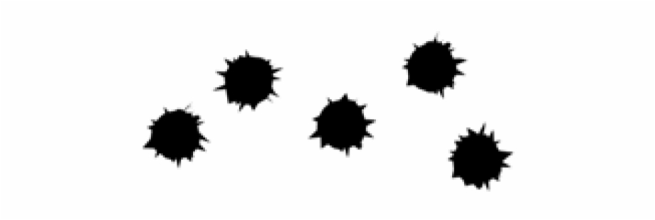 Bullet hole vector clipart clip stock Bullet Hole Clipart Glass Png - Bullet Hole Vector Png, Transparent ... clip stock