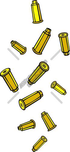 Bullet shells clipart clipart free download Bullet Shell Clipart clipart free download
