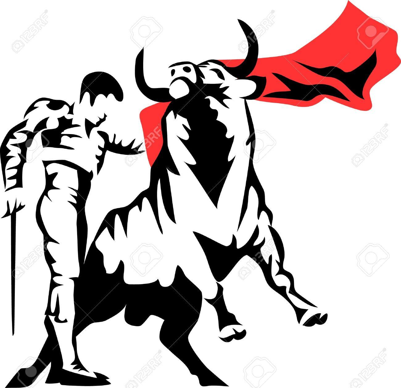 Bullfighting clipart picture free Bullfighting clipart 3 » Clipart Station picture free