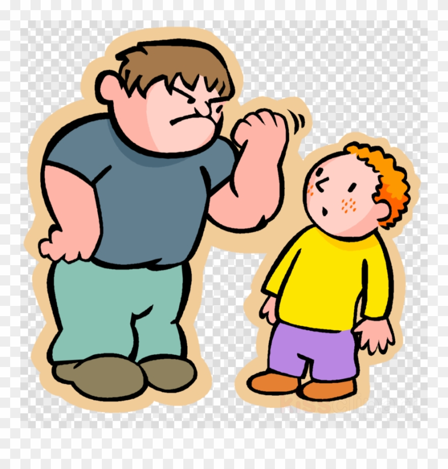 Bulliying clipart clip art freeuse library Download Physical Bullying Clipart National Bullying - School Bully ... clip art freeuse library