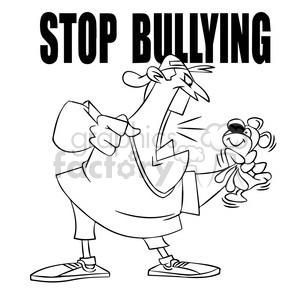 Bullying clipart black and white black and white library bullying clipart - Royalty-Free Images | Graphics Factory black and white library