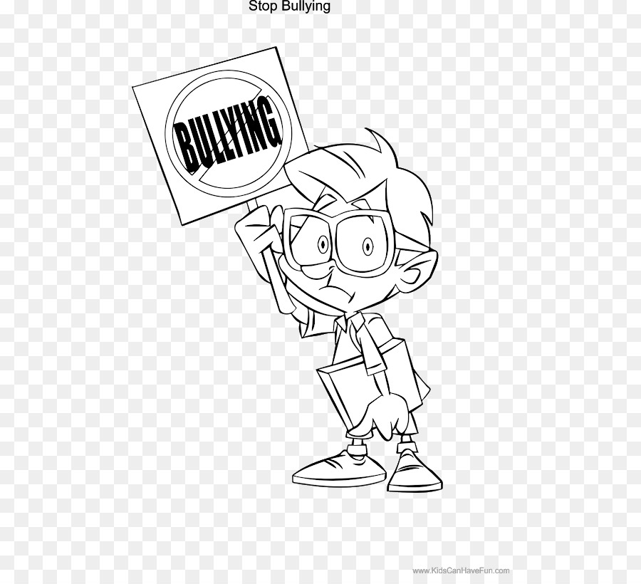 Bullying clipart black and white png royalty free download School Black And White clipart - Bullying, White, Clothing ... png royalty free download
