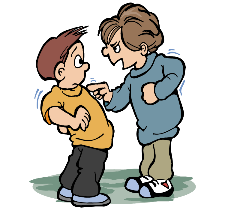 Bullying clipart black and white png Bullying Clipart Black And White - Gallery - Clip Art Library png
