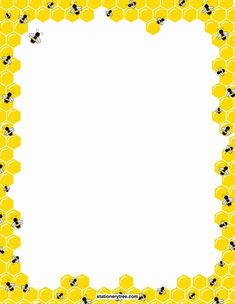 Bumble bee border clipart svg transparent Free Bee Border Cliparts, Download Free Clip Art, Free Clip Art on ... svg transparent