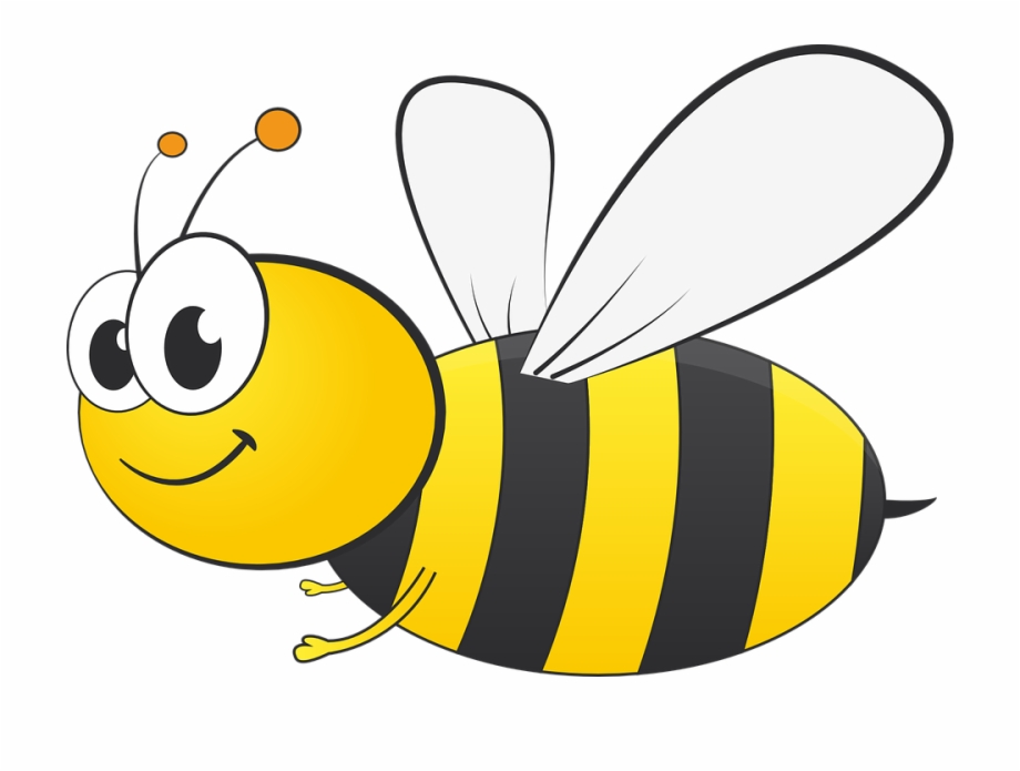 Clipart of bees honey vector Bee, Graphic, Spring, Honey - Cartoon Bumble Bee Free PNG Images ... vector