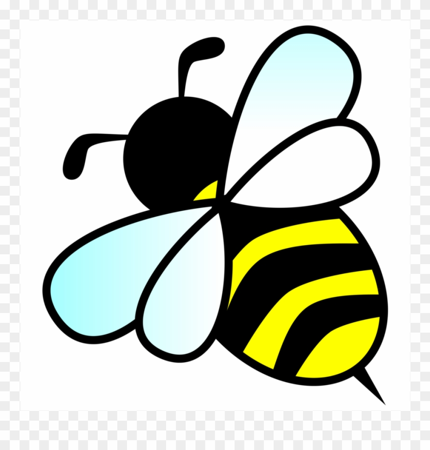 Bumblebee clipart graphic black and white library Bee - Bumblebee Bee Clip Art - Png Download (#79391) - PinClipart graphic black and white library