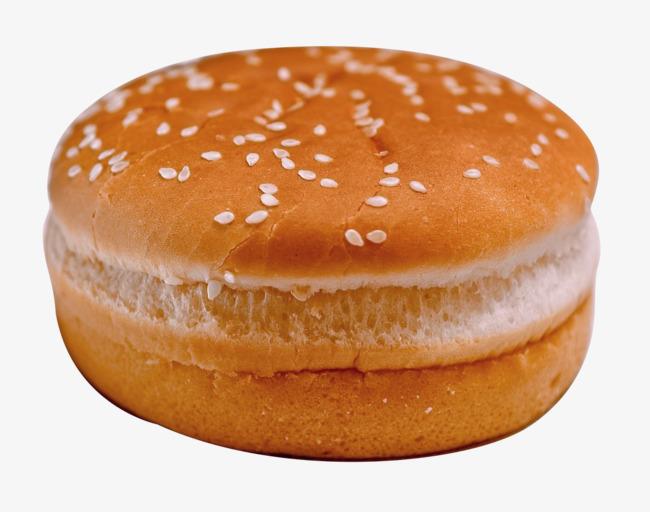 Bun clipart picture freeuse stock Sesame Hamburger Buns, Hamburger Clipart #35415 - PNG Images - PNGio picture freeuse stock