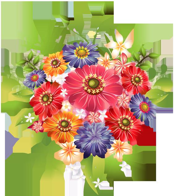 Bunch of flowers clip art jpg royalty free Pontiac's Rebellion: An Overview | Pinterest | Clip art, Flower and ... jpg royalty free