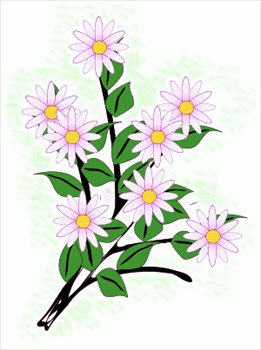 Bunch of flowers clip art free png library stock Free Flowers Clipart - Free Clipart Graphics, Images and Photos ... png library stock