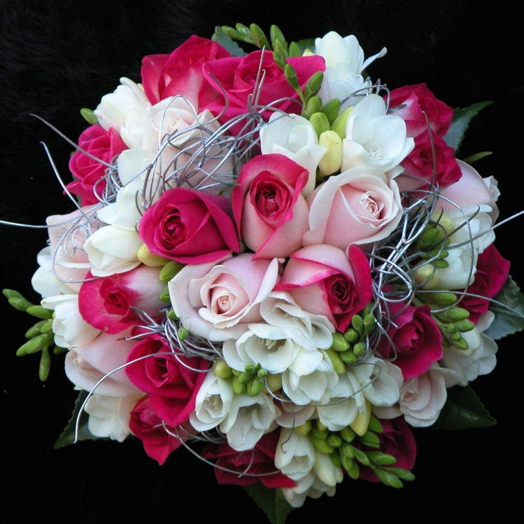 Bunch of flowers images download png library download 1024x1024 Wallpaper roses, flowers, bouquet, decoration, beauty ... png library download