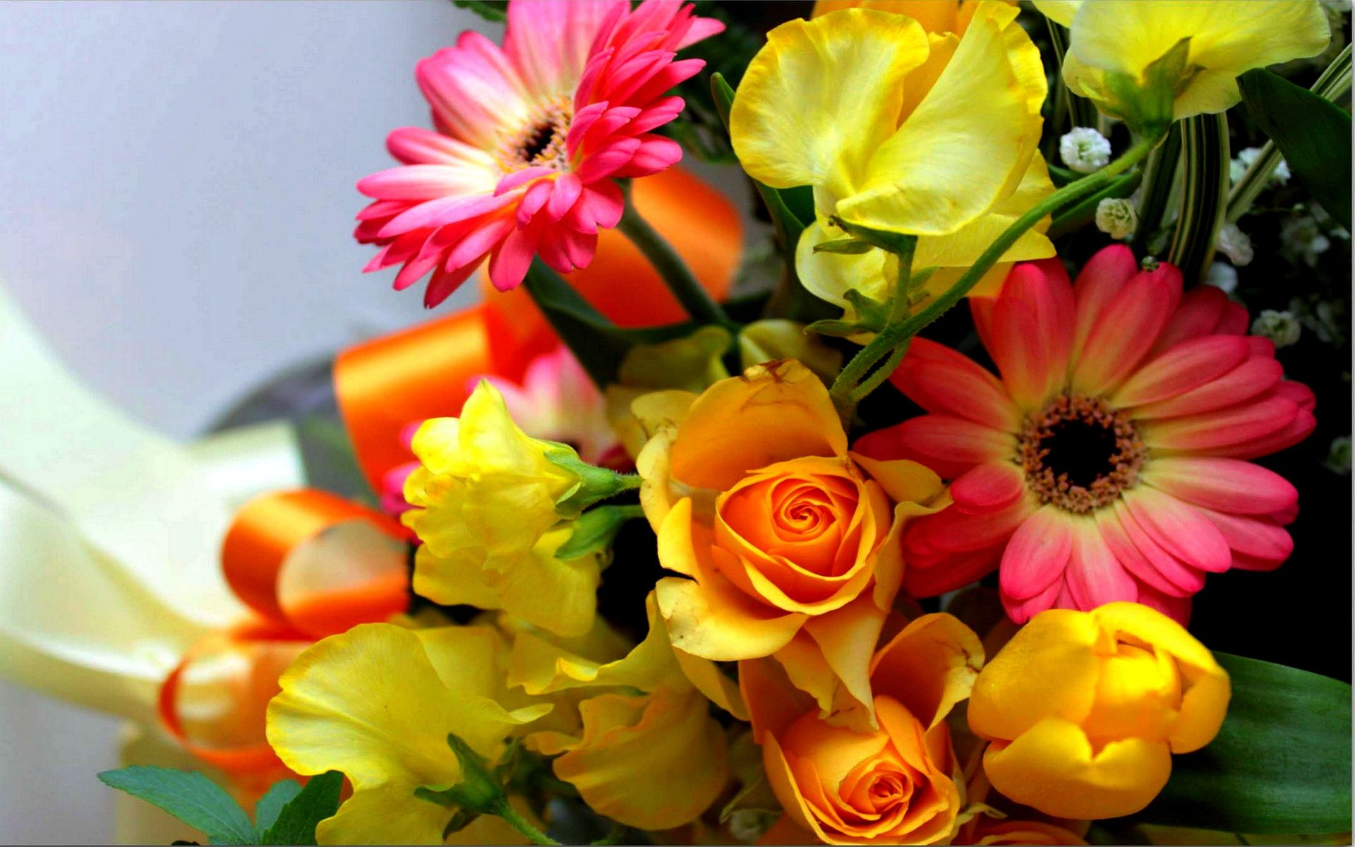 Flower bouquet wallpapers superb. Bunch of flowers images download