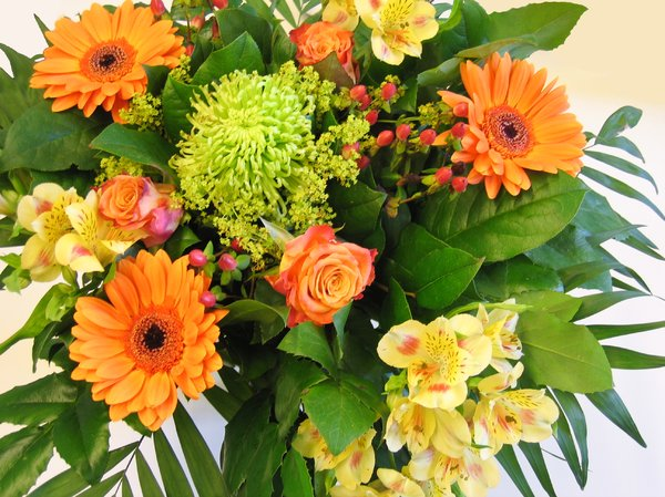 Images clipartfest big . Bunch of flowers picture free