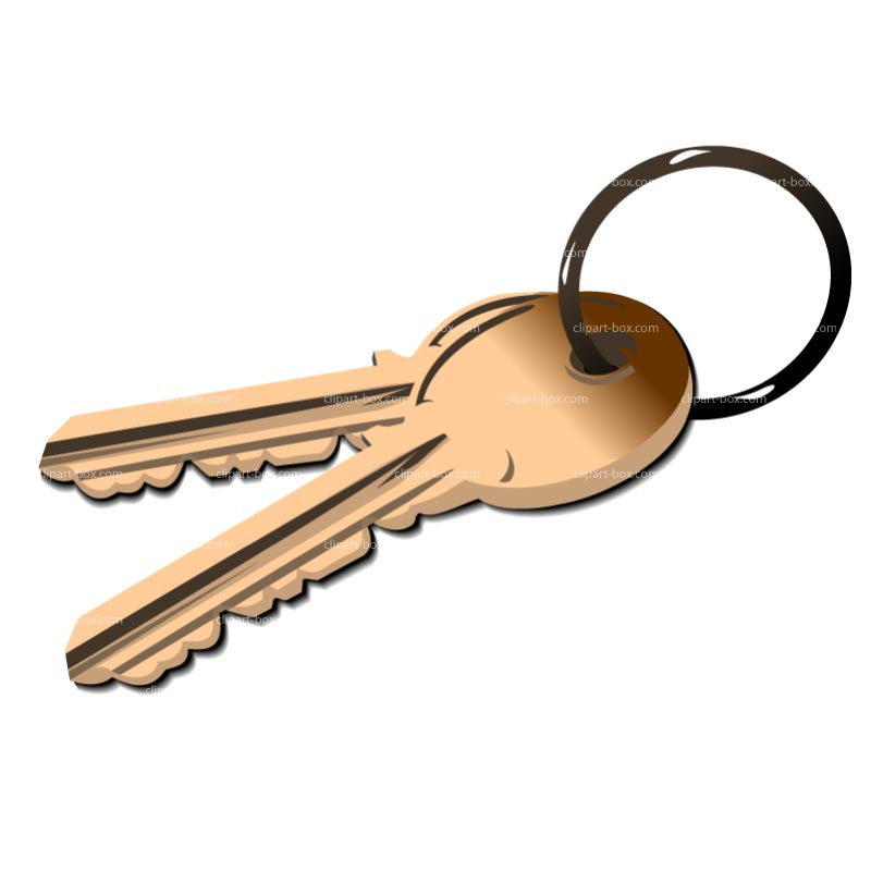 Metal key clipart black and white stock Free Images Of Keys, Download Free Clip Art, Free Clip Art on ... black and white stock