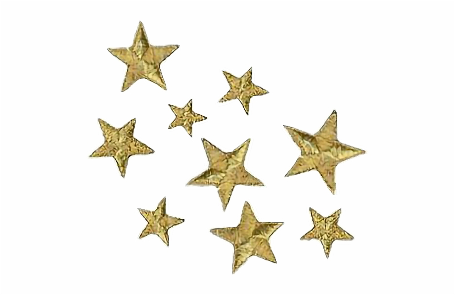 Bunch of stars clipart banner stock stars #gold #astronomy #astrology #filler #cluster - Gold Star ... banner stock