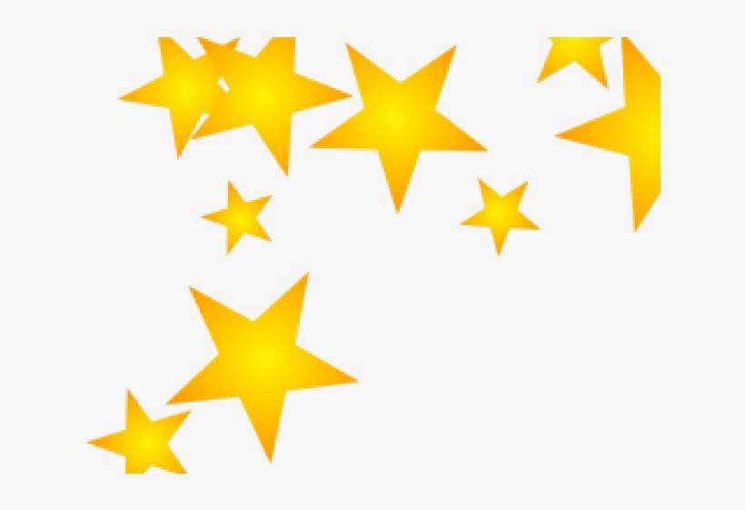 Bunch of stars clipart jpg free Star Border Clipart - Stars Cluster Yellow Clipart - Free ... jpg free
