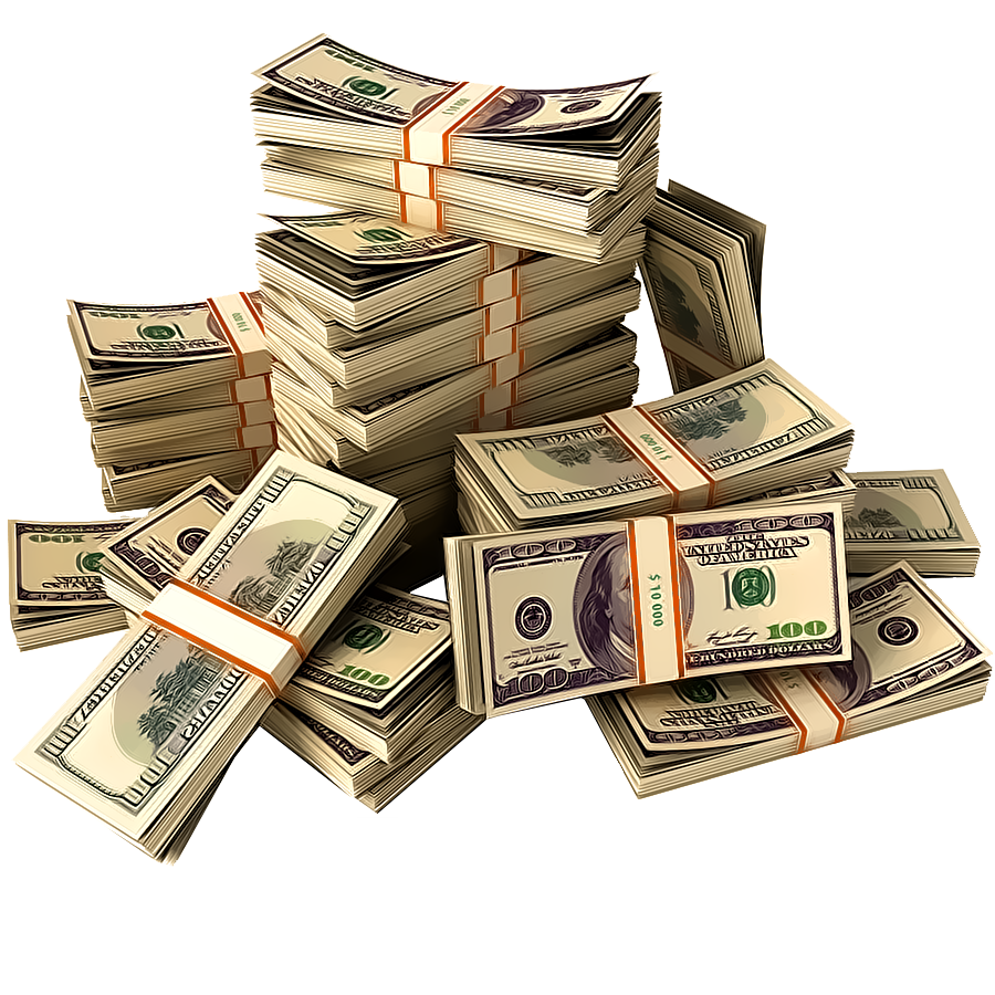 Bundles of money clipart image library library Beat Construction | image library library