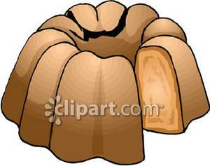 Pound cake clipart graphic black and white library Bundt cake clipart 3 » Clipart Portal graphic black and white library