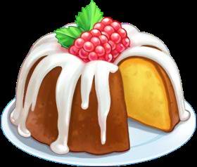 Bundt cake clipart image download Download Free png bundt cake clipart - DLPNG.com image download