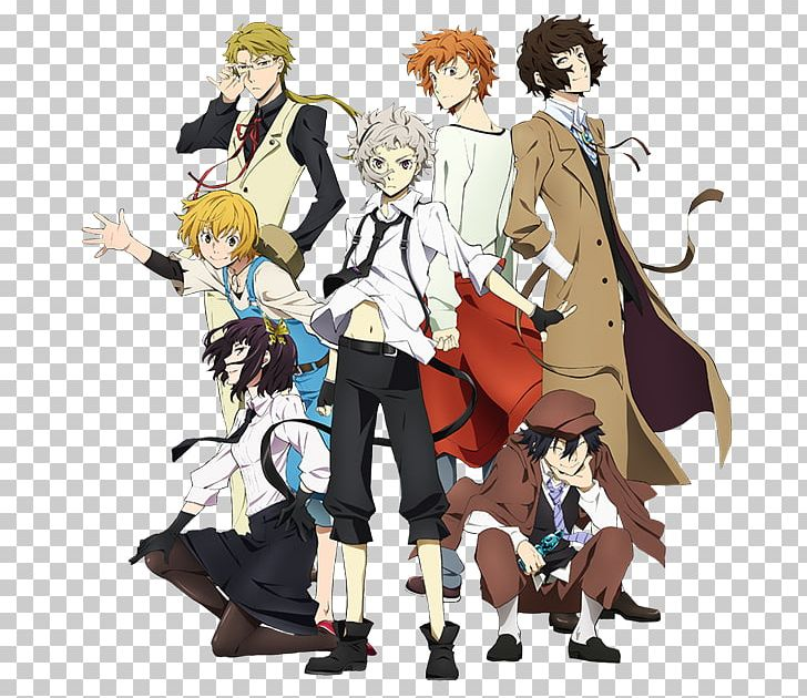Bungou stray dogs clipart svg transparent stock Bungo Stray Dogs Anime Manga Drawing PNG, Clipart, Anime, Bungo ... svg transparent stock