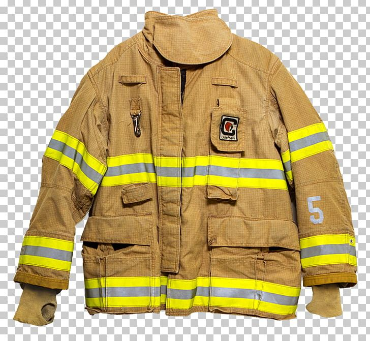 Bunker gear clipart clipart black and white stock Jacket Firefighter T-shirt Bunker Gear Outerwear PNG, Clipart ... clipart black and white stock