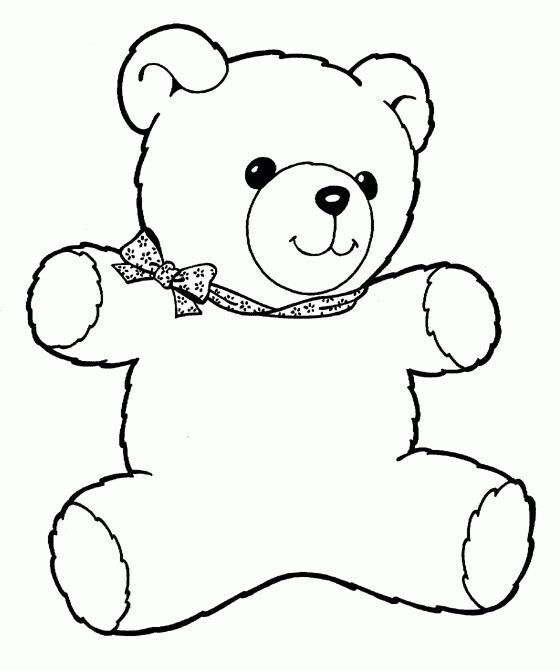 Bunnies teddy bear clipart black and white clipart download Teddy bear coloring page | Printable patterns & illustrations ... clipart download
