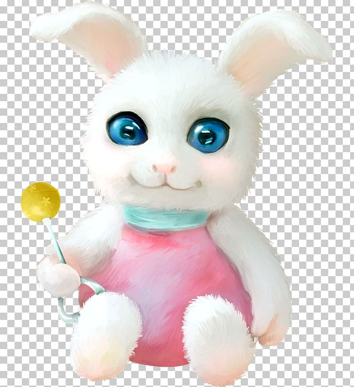 Bunny doll clipart
