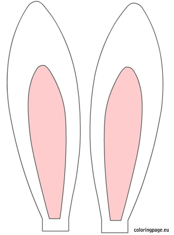 Rabbit ears hat clipart png freeuse library free printable bunny ears | easter-rabbit-ears | Easter | Easter ... png freeuse library