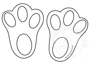 Bunny feet clipart image library download Bunny feet clipart 6 » Clipart Portal image library download
