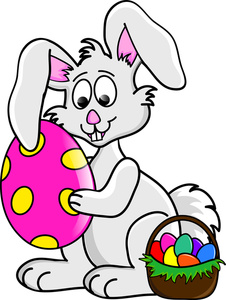 Bunny with eggs clipart png free download Easter Bunny With Eggs Clipart | Free download best Easter Bunny ... png free download