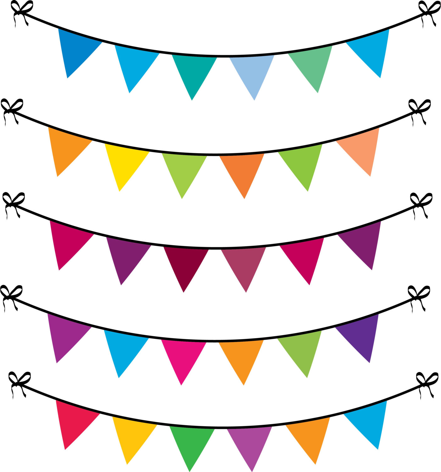Bunting image clipart vector royalty free Free Bunting Cliparts, Download Free Clip Art, Free Clip Art on ... vector royalty free