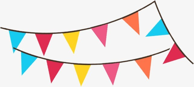 Bunting image clipart vector transparent library Bunting clipart 1 » Clipart Portal vector transparent library